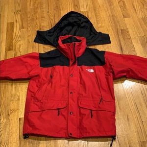 The North Face Men's Red Shell